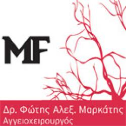 Δρ. ΦΩΤΗΣ ΑΛΕΞ. ΜΑΡΚΑΤΗΣ M.D, PhD Αγγειοχειρουργός Διδάκτωρ Πανεπιστημίου Αθηνών